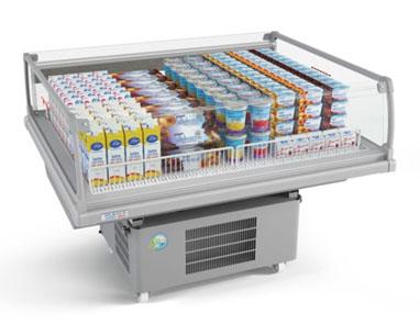 Витрина холодильная RUBY L1250